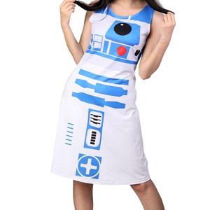 R2D2 Damenkleid
